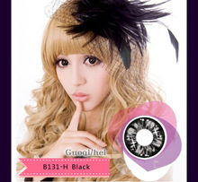 wholesale yearly disposable barbie eyes magic soft toric cheap colored contact lens/Accept mx order