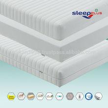 Elanor Visco Memory Foam & Comfort PU Foam Roll Mattress