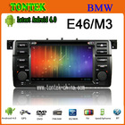 1 din 7 inch android touch screen for BMW E46 car dvd navigation