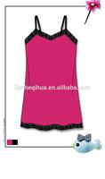 knitting seamless chemise