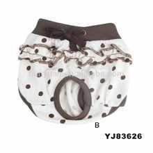 Dot Pattern Fashion Summer Pet Apparel Dog Clothes