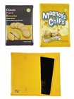 Snack Packaging Design for iPad 4 Case and iPad mini (Biscuit / Potato Chips)