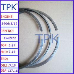 Oem Quality Piston Ring for Caterpillar 3406 1W8922