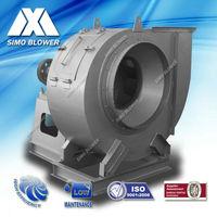 Long Life V-belt driving Antiwear dust removal Centrifugal fan