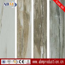 Newest design 150*600mm wooden tile flooring for bathroom/living room
