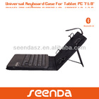 7 inch tablet pc keyboard/case with best price