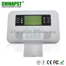 LCD Display 10 Wireless & 4 Wired Zones PSTN+GSM Home Alarm Installations PST-PG104CQ