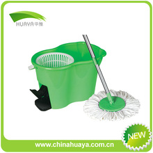 new easy to use 360 degree rotating mop H002