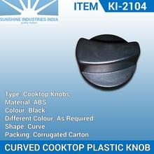 COOKTOP PLASTIC KNOB CURVE SHAPE