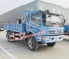 dongfeng camión utilizado camión de carga toneladas 10 8 toneladas de capacidad caliente de ventas