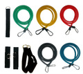 Fitness widerstand bands kit hrb-02b
