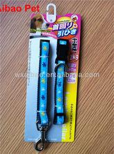 fancy dog leash & dog lead manufacturer from CN