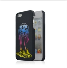 Rubber matte hard plastic case cover for iphone 5s 5g with reasonable price