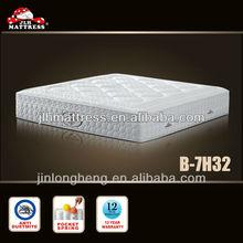 Good tube water mattress bamboo fiber memory foam mattress from mattress manufacturer B-7H32