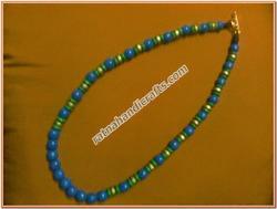 Clay beads jewellery indian handicrafts