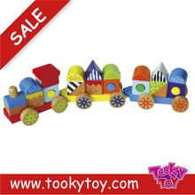 classic interesting kids toy train building blocks