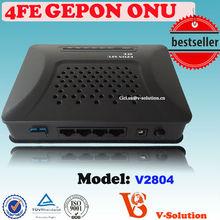 4FE Optic Fiber Ethernet ONT / Ethernet Switch / Ethernet Router