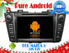 Pure Android 4.1 car dvd gps for Mazda 5 2012 ,RDS Telephone book,AUX IN,GPS,Free WIFI DONGLE