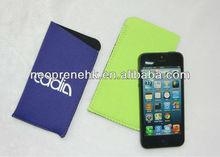 Neoprene Mobile Phone pouch Neoprene Accessories