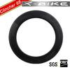 2014 XBIKE super quality 88mm 700C full carbon rims clincher aero design road bike rim