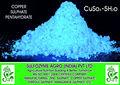 cristal azul fertilizante sulfato de cobre de fertilizantes