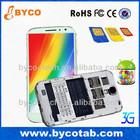 5.0'' Dual Core Android 4.2 3G mobil telefon 3 SIM Card Mobile Phone H9503