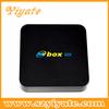 Factory hotsale smart TV box Amlogic 8726 smart TV box 1080p MX lcd tv box