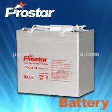 Prostar 12v 55ah car battery