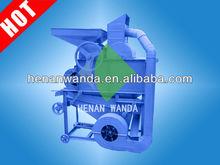 Environmental protection groundnut husking machine