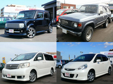 High quality used Nissan March , foreign car also available