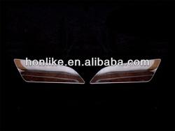 Headlight Protector Len Cover For Honda 03-06 CBR600RR 04-07 CBR1000RR Clear