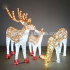 Most popular fashion LED outdoor christmas light animals