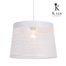 #63837 Beautiful design chandelier,white metal hanging lamp for sale