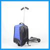 Aluminum frame scooter luggage case