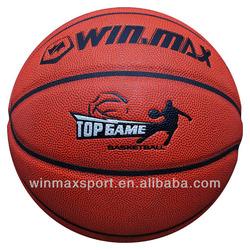 Winmax high grade PU basketball