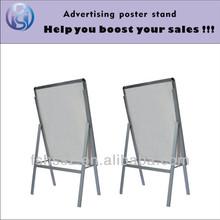 Aluminum display stand equipment