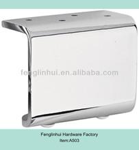 metal iron sofa leg footings adjustable furniture foot A503