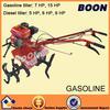 Multi-function power tiller machine can be used rotary tillage, weeding, deep ploughing, ridging, ditching, etc.