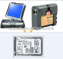 2014.9 Newest Version For bmw I COM A2 Diagnostic & Programming Tool+CF19 touch screens laptop+ icom software full set
