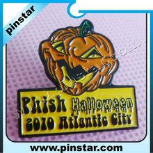 Personalized Halloween Festival 3D enaml magnetic badge