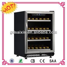 SRW-54S compressor bitzer cold room for wine cabinet 154L