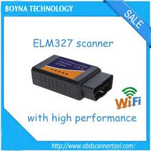 2015 Boyna New Design V2.1 CAN-BUS Diagnostic OBDII ELM 327 ELM327 WIFT