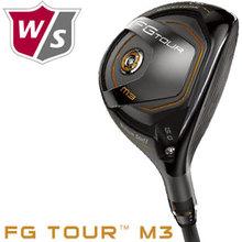 FG TOUR M3 fairway Wood, Aldila RIP Phenom 50 shaft golf club wilson golf wood