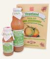 orgánicos jugo de manzana