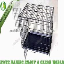 DSA24 Solid Metal Dog Kennel(double doors)