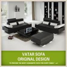 Fashion fabric furniture , leather weding room sofa D3311E