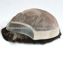 best seller men hair toupee/cheap toupee for men