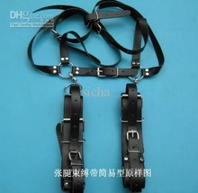 M Open Leg Restraint Belt Adult Fun Sex Product