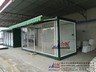 prefabricated luxury hotel room container,prefabricated luxury villa,hospital construction standards container building