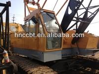 Used Hitachi KH150 crawler crane for sale